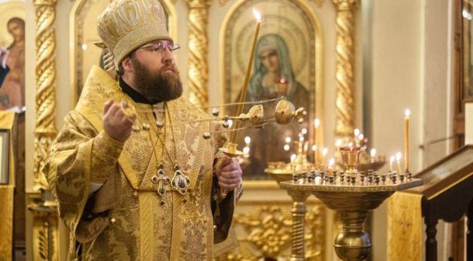 Митрополит Игнатий отмечает День тезоименитства