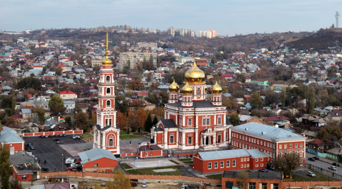 В актовом зале Покровского храма состоится лекция иерея Максима Плякина