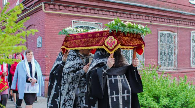 Утреня Великой Субботы с Чином погребения Спасителя