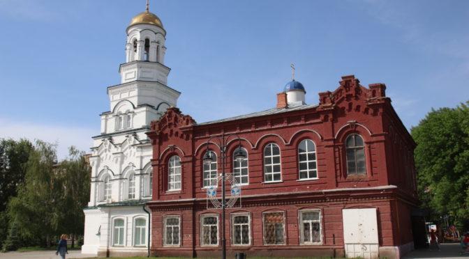 Часть помещения нашего храма передана в собственность Церкви
