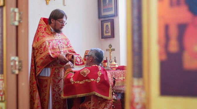 Неделя 12-я по Пятидесятнице, день памяти Собора Саратовских святых