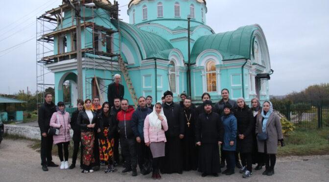 Паломническая поездка молодёжного клуба «Ладья» к святыням Пензенской епархии